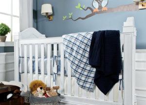 Ясельное постельное белье Casual Avenue LUCAS из льна купить